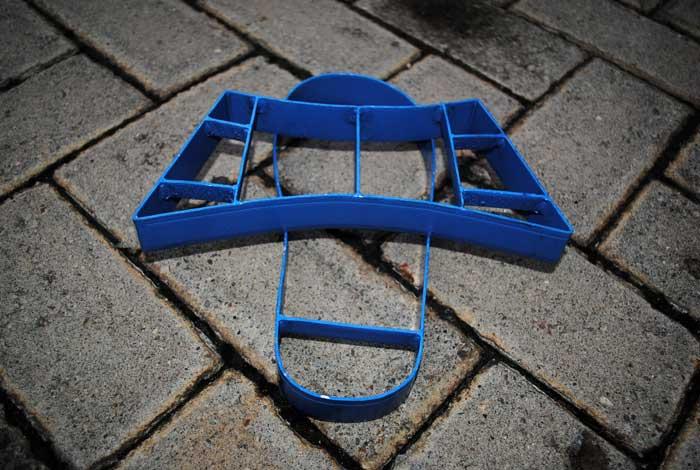 Pisau sandal hotel model selop
