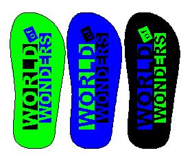 sandal desain rekreasi