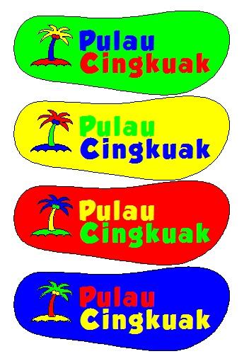 kombinasi warna dari desain sandal wisata