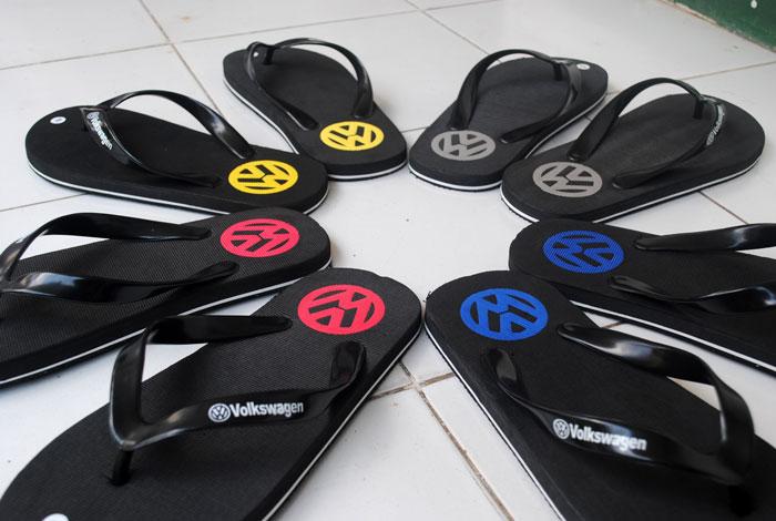 Volkswagen mobil impian yang belum terbeli bisa coba pakai sandalnya dahulu
