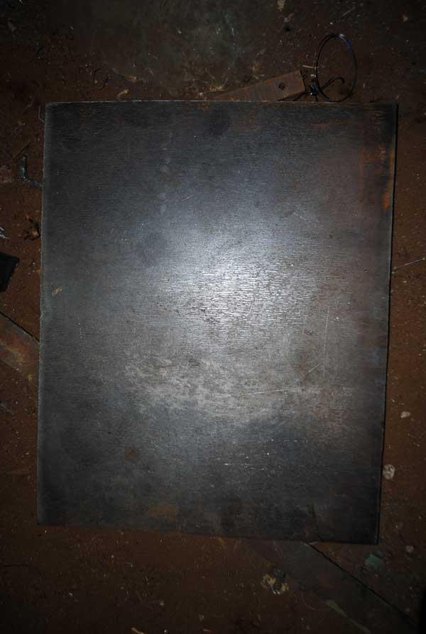 foto tumbuk bagian bawah dengan ukuran 40 x 50 cm