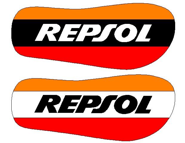 desain sandal repsol
