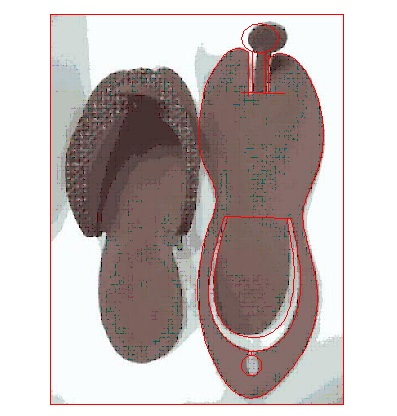 sandal hotel lipat