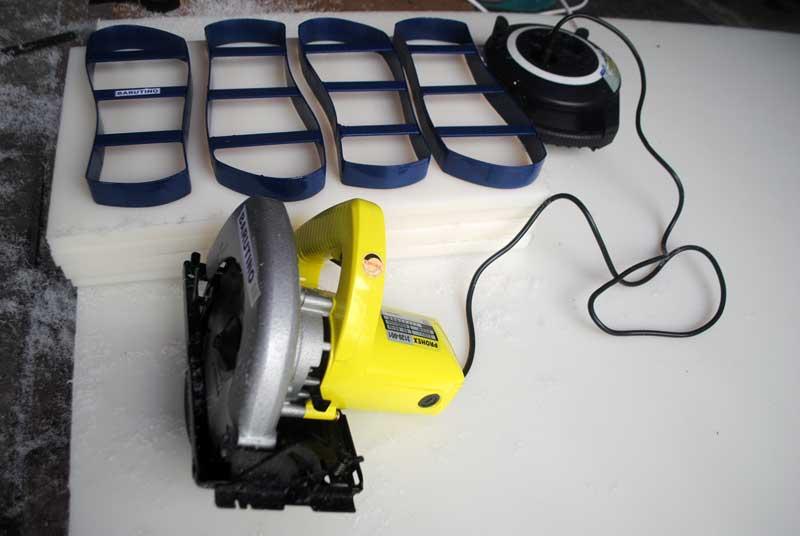 circular-saw-watt-kecil-untuk-memotong-bahan-polyeteline