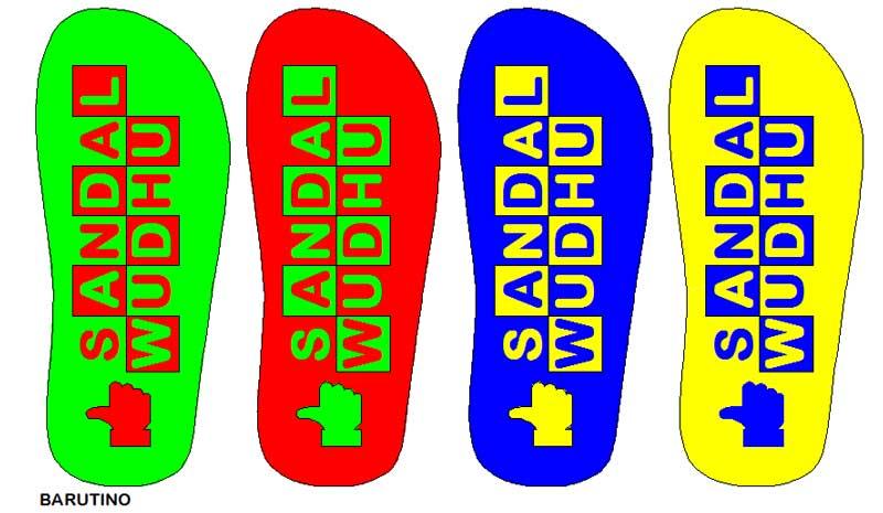desain-sandal-wudhu-yang-akan-dibuat