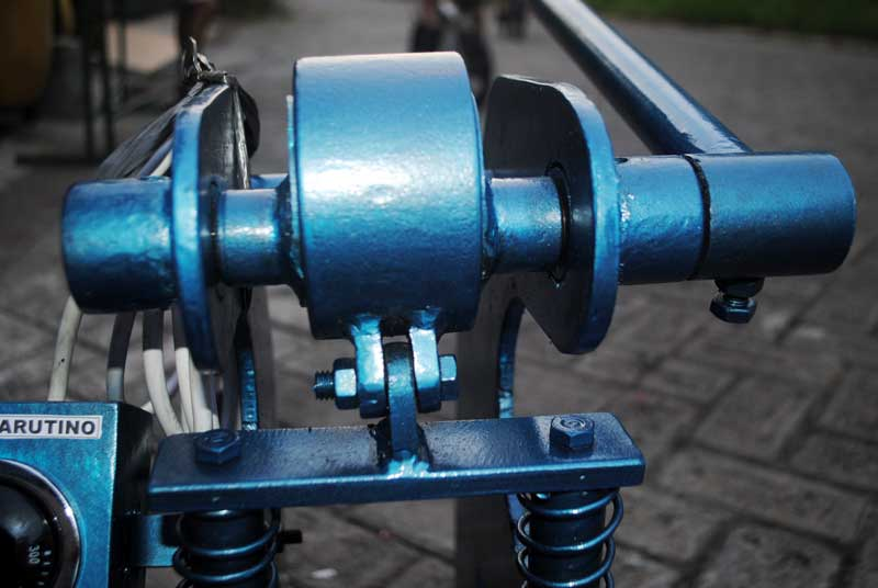 tenaga-putar-lengan-ayun-roda-gila