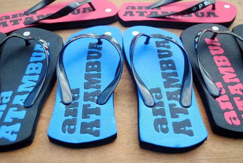 Sandal ana Atambua untuk Nusa Tenggara Timur