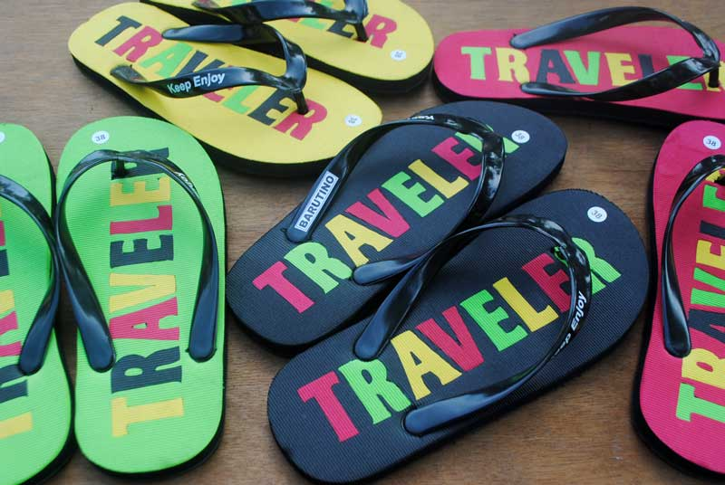 Sandal Traveler bagi yang mempunyai hobi traveling