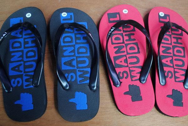 sandhu sandal wudhu
