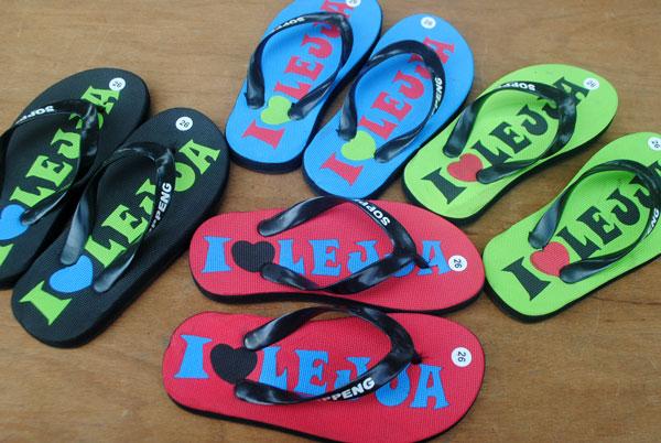 sandal-lejja